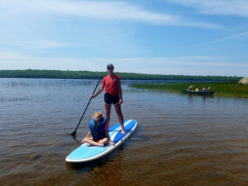 camp paddle