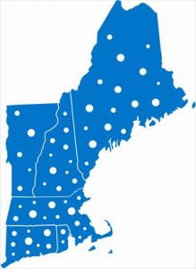 New England YMCAs