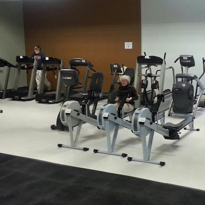Blue Hill YMCA Fitness Center