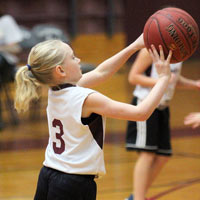 Youth Basket