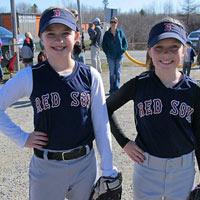 youth softball baseball