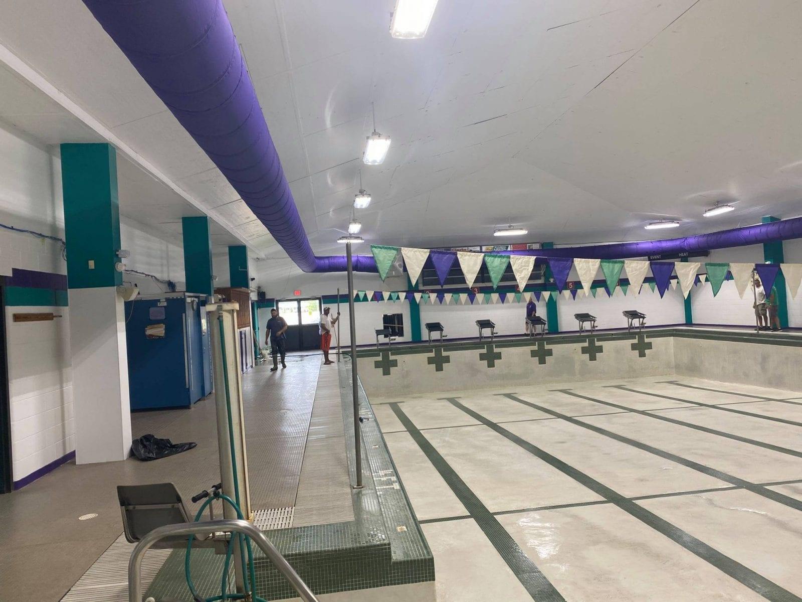 Wiggins Pool Renovations