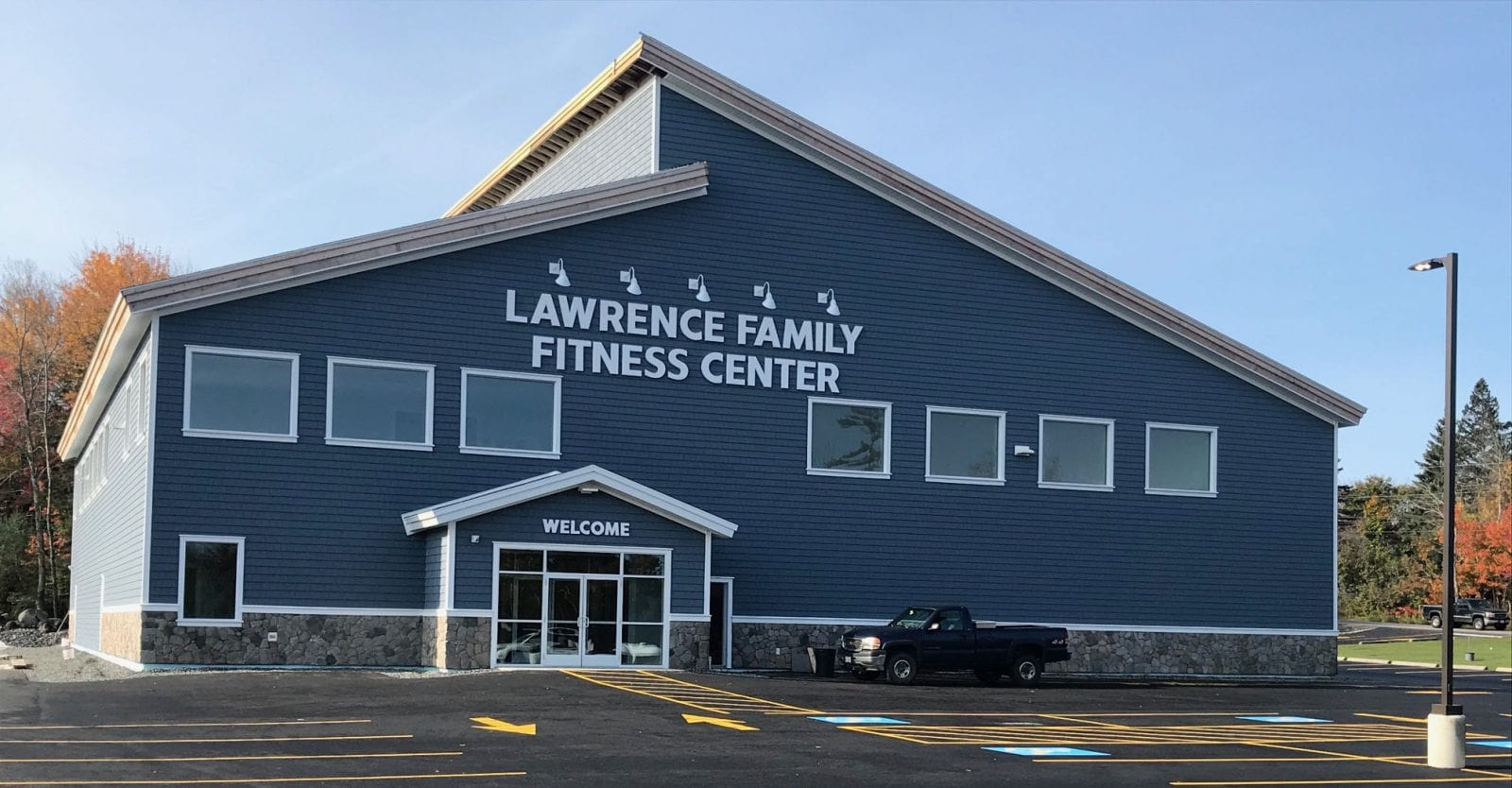 Lawrence Family Fitness Center