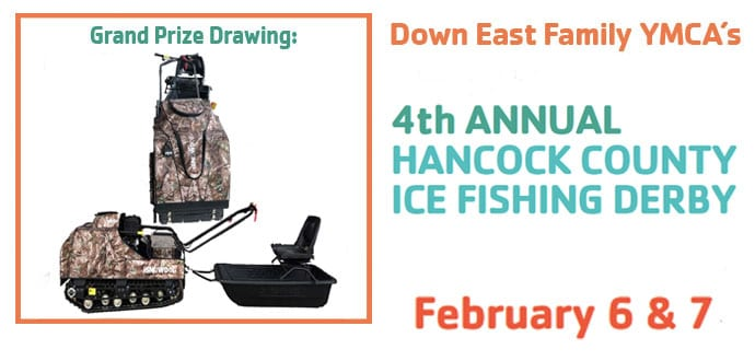 Hancock County Ice Fishing Derby