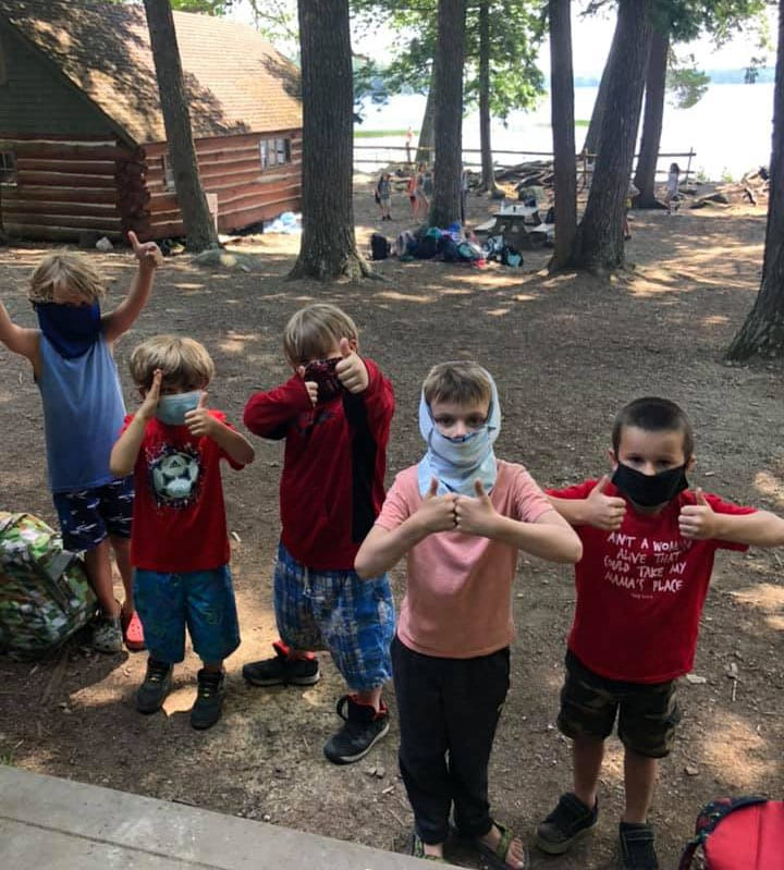 Fund at Camp Discovery