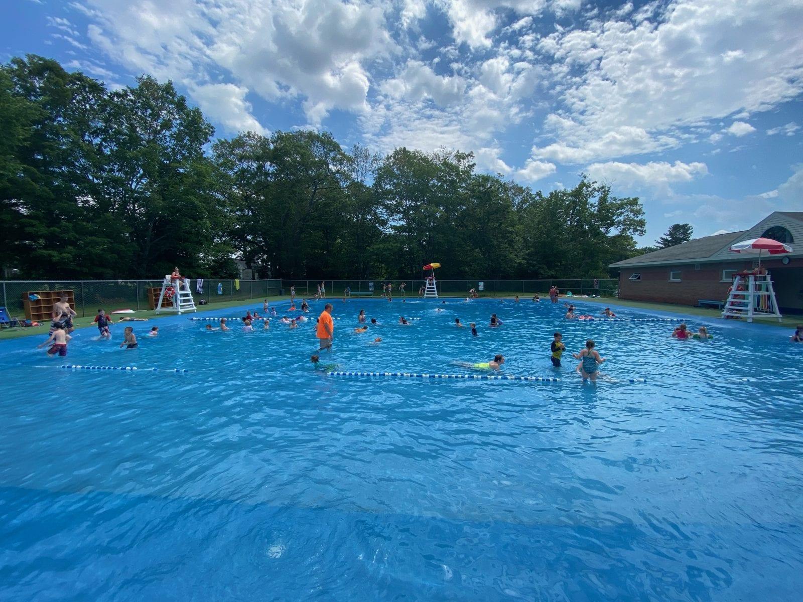 Bucksport Pool
